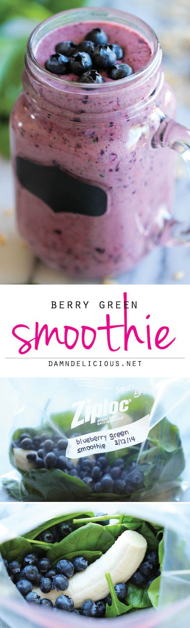 Healthy-Smoothies-Green-Berry-smoothie